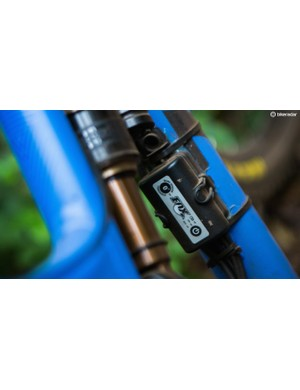 The Fox Live Valve holds a lot of promise for electronic suspension integration