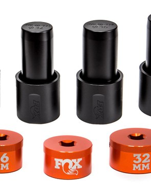 Fox has launched service tools for top caps and seals