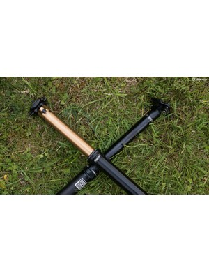 The Transfer will have its work cut out against rivals such as the newly updated RockShox Reverb