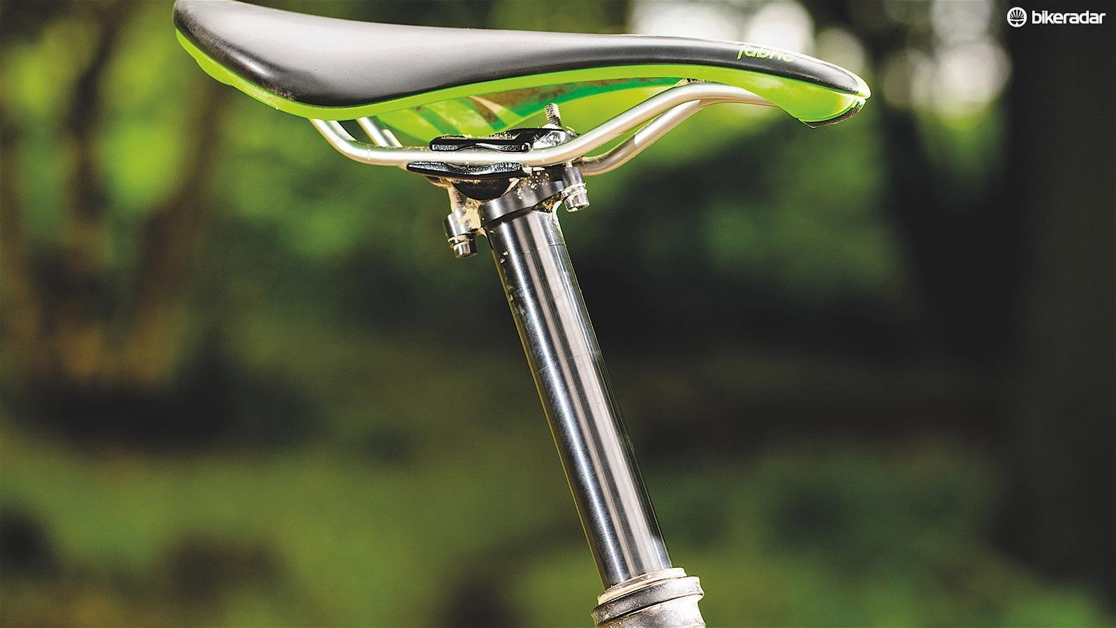 A dropper can transform your riding. The Fox Transfer has impressed us with with its reliability
