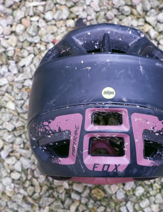 MIPS is an increasingly common sight in helmet design, thankfully