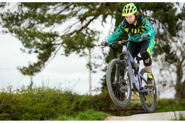 Fox has expanded the range of women's specific DH mountain bike kit it offers