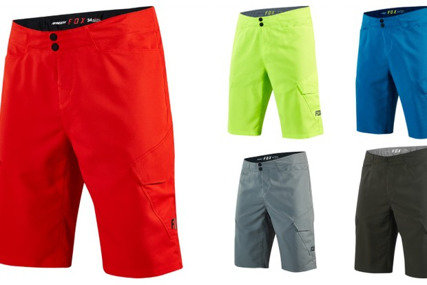 Fox Racing's Ranger shorts are more or less the benchmark for mountain biking baggies