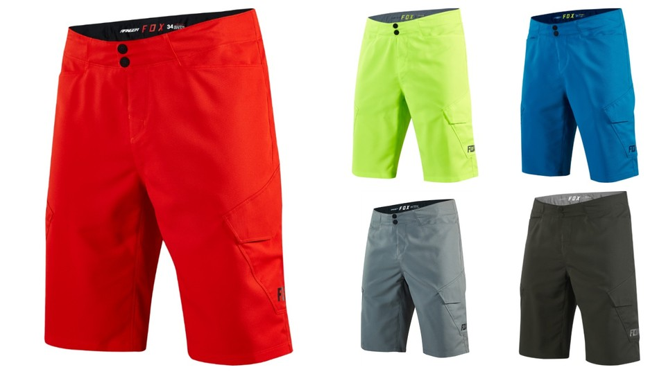 891835cd4b Fox Racing's Ranger shorts are more or less the benchmark for mountain  biking baggies