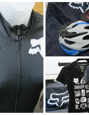Fox bring out the polka dots for 2015, plus updated helmet colours and a range of tech tees