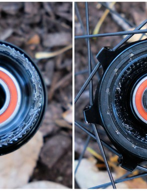 More pawls and more teeth on a drive ring will increase freehub engagement
