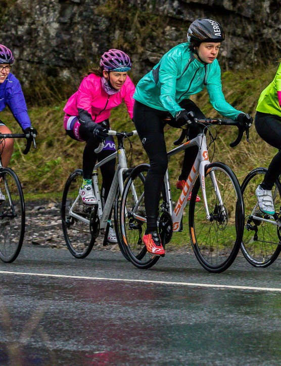 Your friends are out riding in ALL weathers and they're loving it