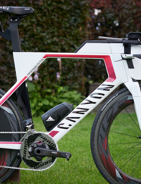 Frodeno's Speedmax CF SLX was precisely optimized