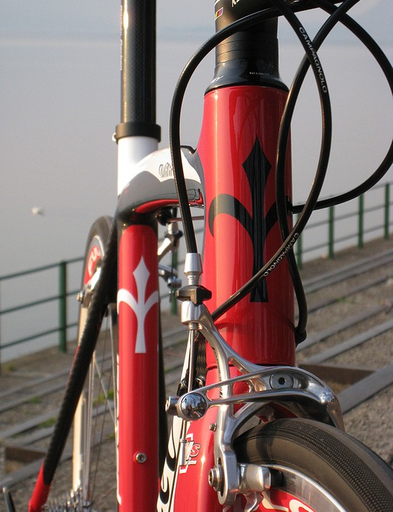 The Izoard allows riders  to add a Wilier to their stable without breaking the bank too badly.