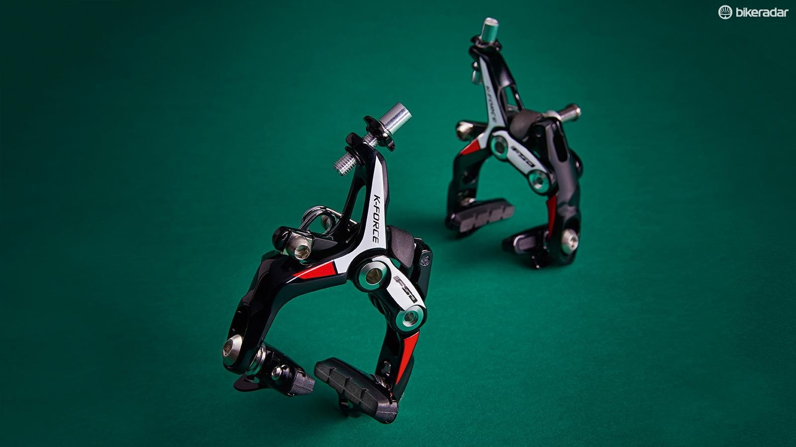 FSA's K-Force dual pivot brakes are taking the fight to Dura-Ace and Red
