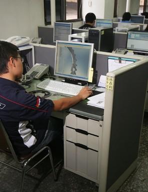 Inside the R&D studio at FSA's Taiwan HQ