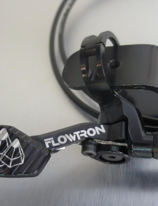 FSA claims the new Flowtron's lever offers a much lighter action than its previous models