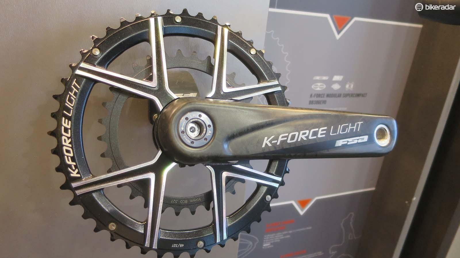The range-topping K-Force model is also available in super-compact versions