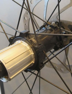 Shimano and SRAM XD freehubs are available on the AGX wheel line