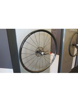 The K-Force AGX also gets aero bladed double-butted spokes