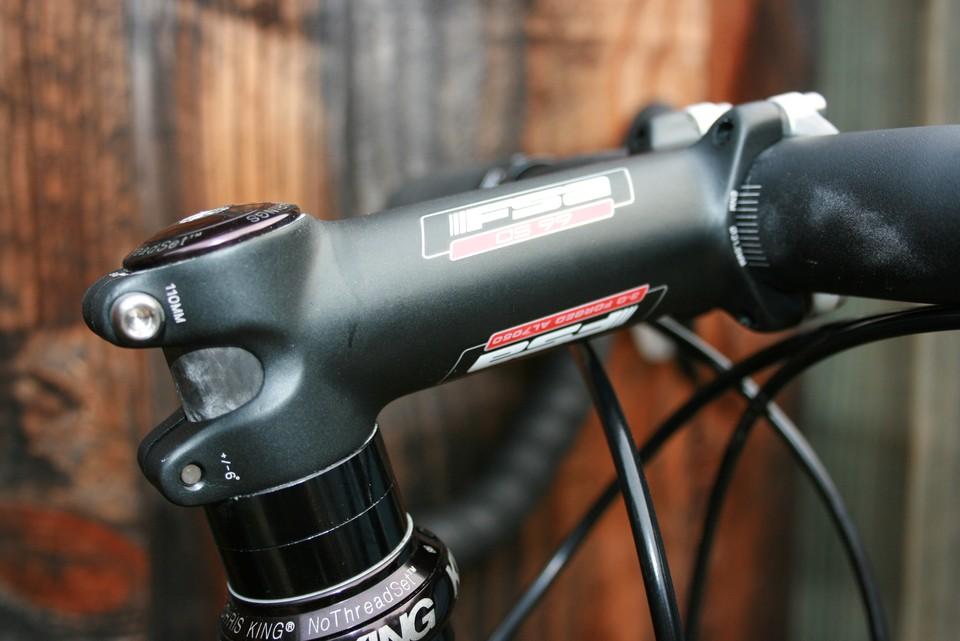 6b06ce7c8c8 FSA OS-99 road stem - BikeRadar