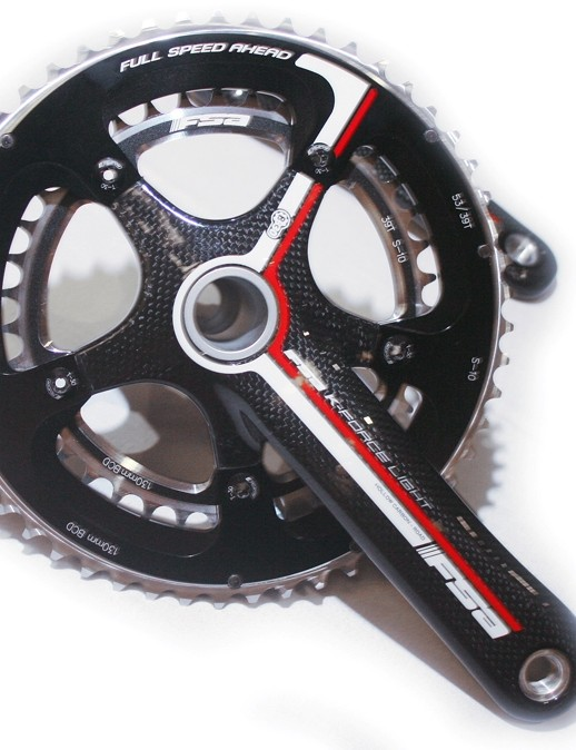K-Force light standard road chainset