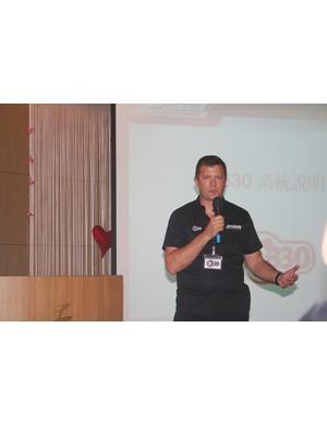 FSA's MD Matt VanEnkevort explains the challenges in building for FSA's BB30