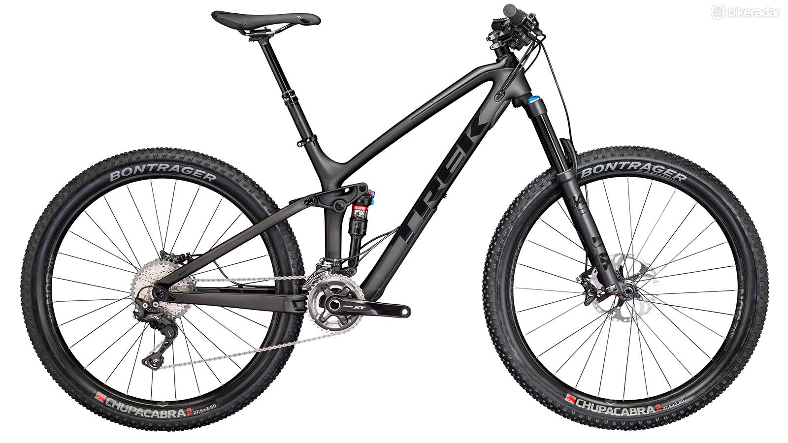 The Trek Fuel EX 9.8 27.5 Plus