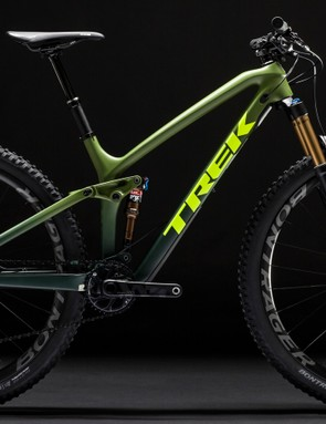 Mountain bikes can be customized through Project One as well