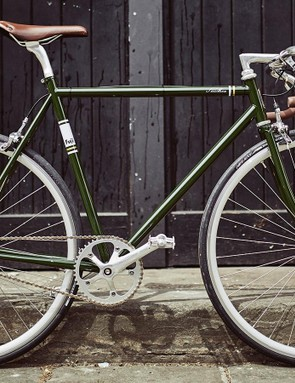 The Feather is a lovely, classic-looking bike