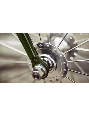 Look after the bike and these hubs will roll smoothly for years