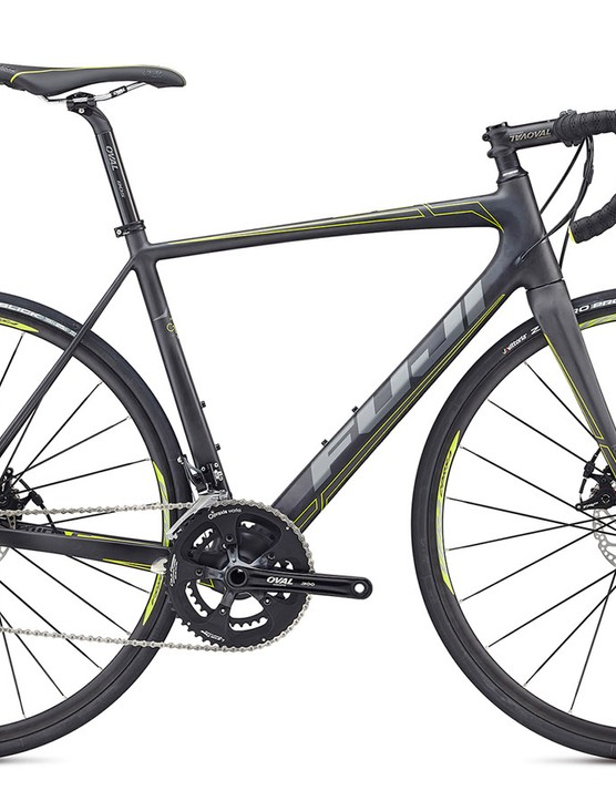 Sitting at the bottom of the range, the SL 2.5 Disc will be the most budget friendly of the new frames, it's still claimed to weigh 17.50 lbs / 7.93 kg