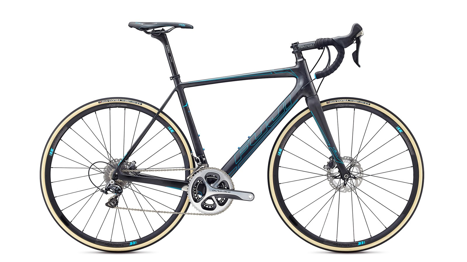 "Fuji's spec list says the SL 1.3 Disc will have the ""New Shimano Dura-Ace"" group, but the pictures show the Dura-Ace 9000 mechanical group"