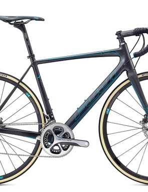 Fuji's spec list says the SL 1.3 Disc will have the