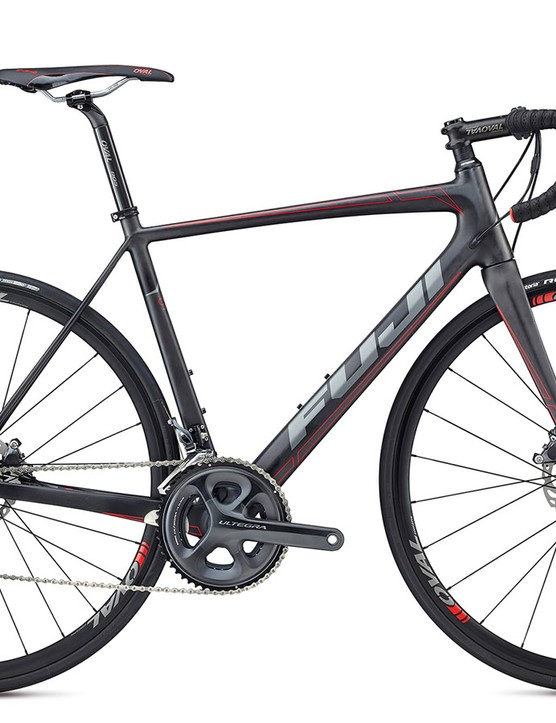 With an Ultegra build the SL 2.1 Disc is likely to be a popular option