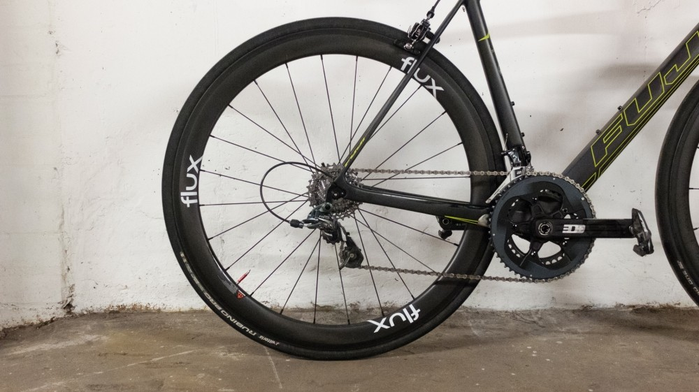 We've previously spent time on these wheels from Flux and really liked them