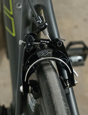 A pair of these brakes from EE weigh as much as one Dura-Ace calliper