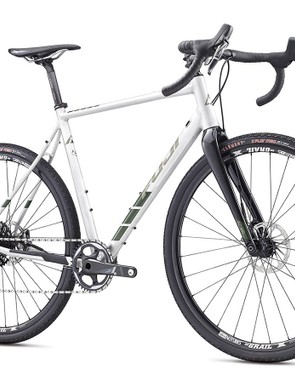 The Jari 1.1 is the top bike in the family