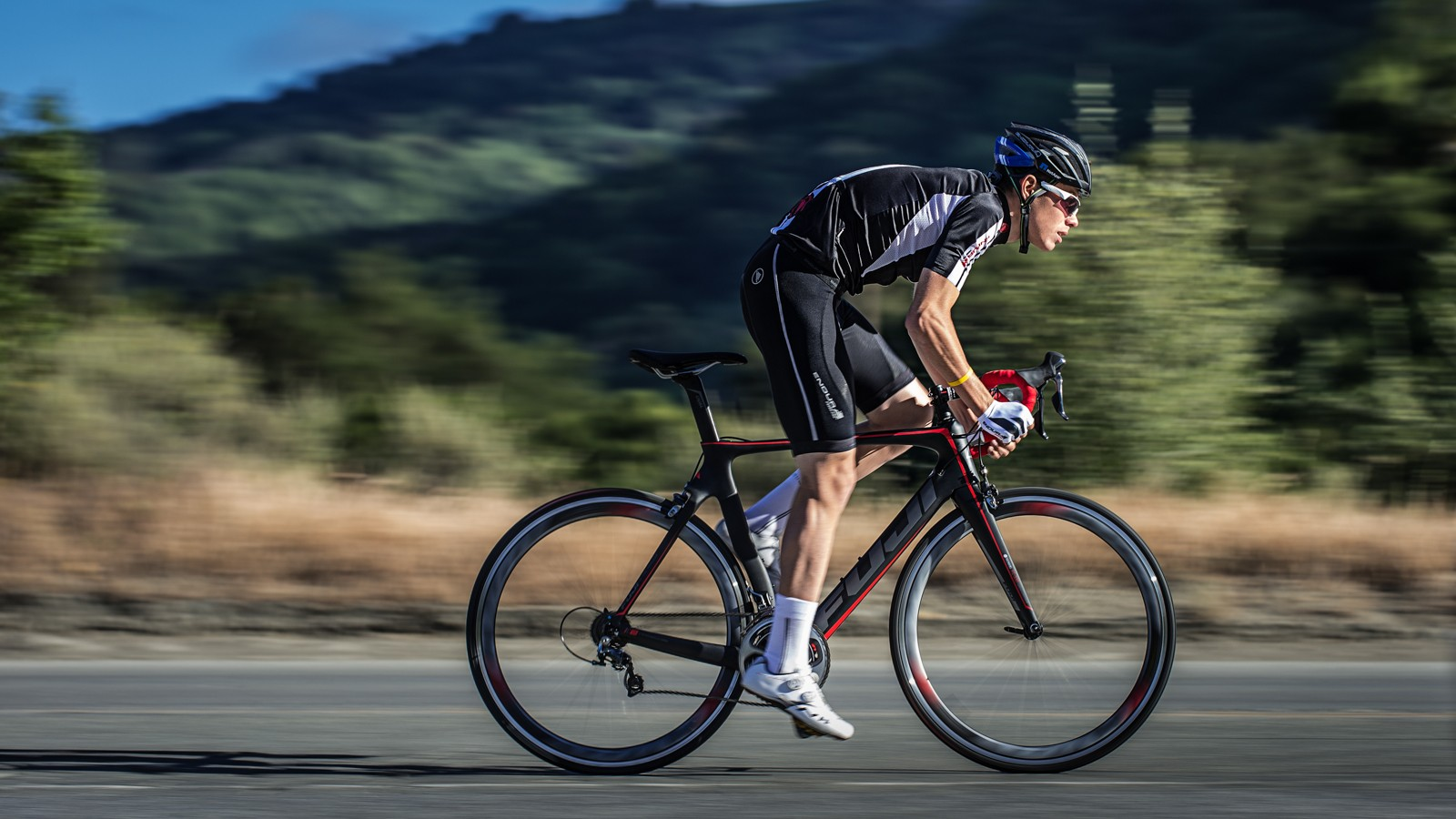 Road bikes are your fastest option, but bad weather and thieves will be against you