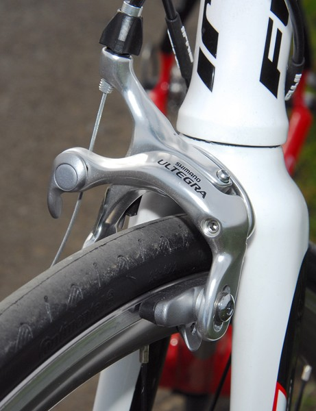 Reliable Shimano Ultegra brakes