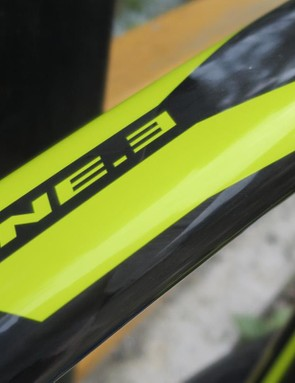 We like the understated graphics Fuji has adopted for 2016