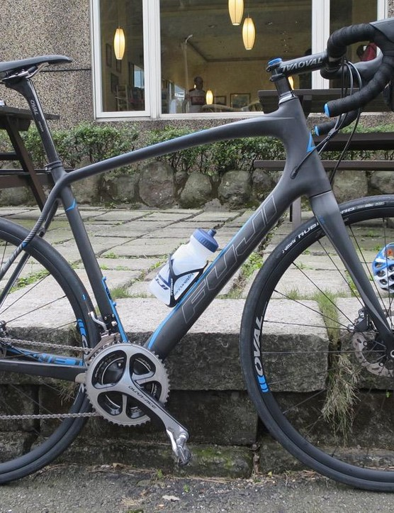 The range-topping Dura-Ace equipped 1.1 gets a matt finish and a price tag that's $50 cheaper than the Ultegra Di2 1.3
