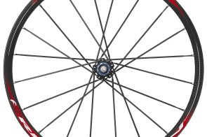 RedCarbon all-mountain wheels.