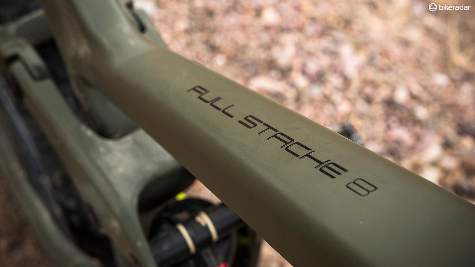 ddac0d8c4d9 Trek's Full Stache is a new take on the trail bike - BikeRadar