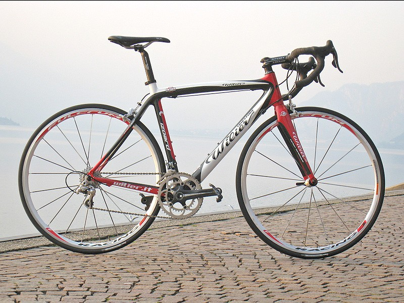 f9f21659e78 The 2008 Wilier Triestina Izoard offers a lower cost alternative to the Le  Roi and Cento