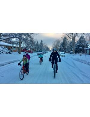 The school run in Boulder, Colorado