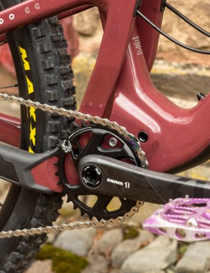 The Furtado and 5010 have new, chunkier bottom bracket sections