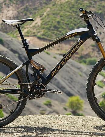 Mondraker's early Forward geometry bikes were flawed in many many ways. But its ahead-of-its-time geometry was enough to convince most testers