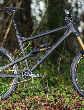Mojo/Nicolai's Geometron was probably the first to offer truly radical geometry. As slack as a downhill bike, yet comfy on the climbs thanks to a steep seat angle