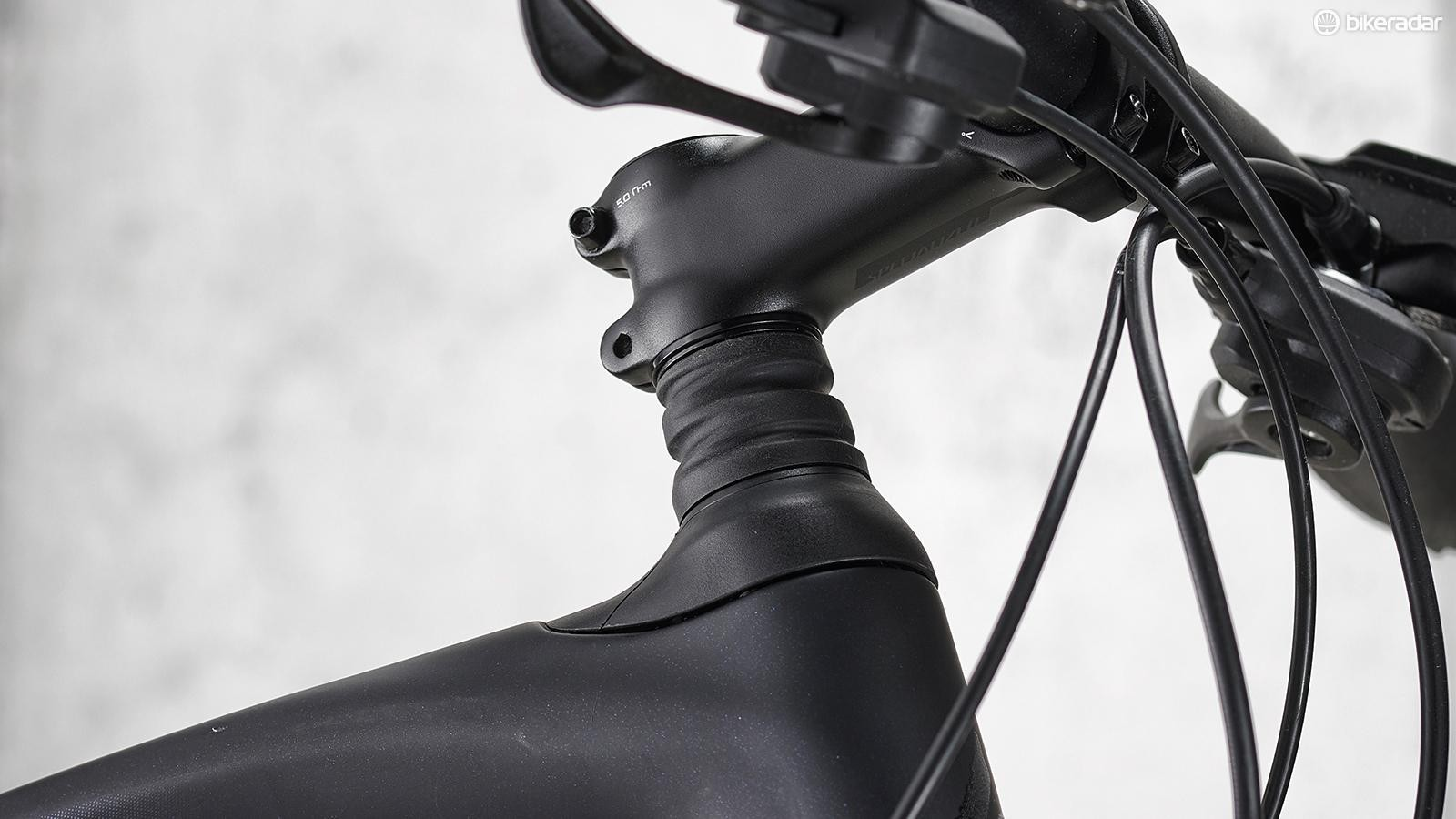 Select bikes fitted with Future Shock are being recalled