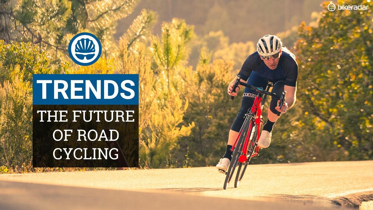 How do you feel about the future of road cycling?