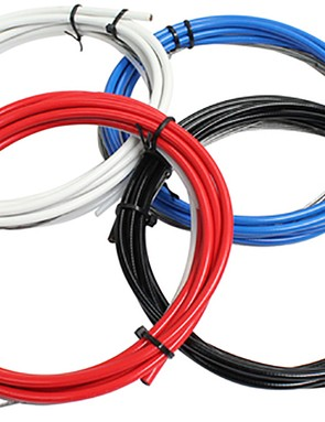 Gear cables suffer too during the winter months and replacing them can do wonders for your shifting