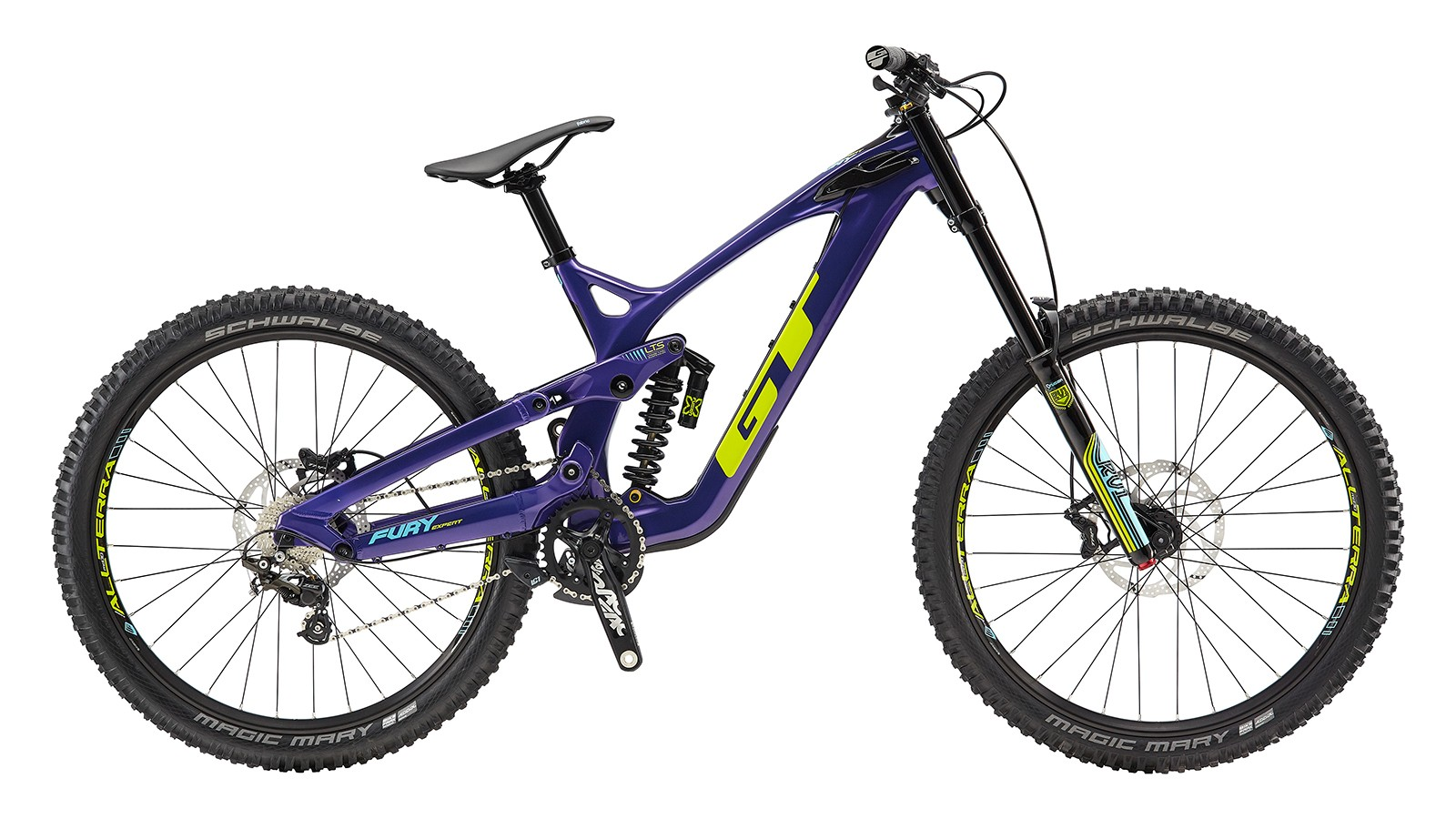 The GT Fury Carbon Expert 27.5