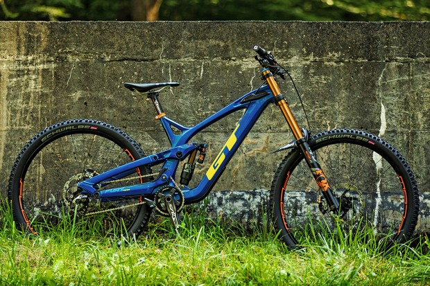 0a8529463ff GT's new Fury downhill bike is happy with 650b or 29in wheels