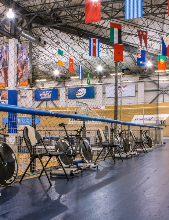 The aim is to create a bike that will help USA Cycling dominate the Rio Olympics